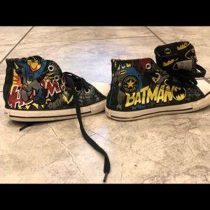 Toddler All Star DC Comics Batman High Top